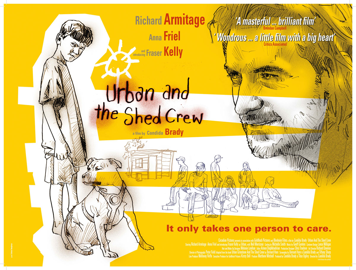 Urban and the Shed Crew download poster