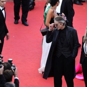 Jeremy Irons, Candida Brady, Titus Ogilvy Cannes 2012