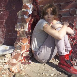 Anna Friel Urban and the Shed Crew